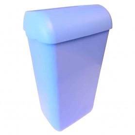 Marplast afvalbak 23 liter Blauw