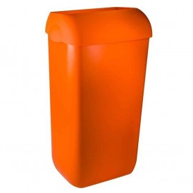 Marplast afvalbak 23 liter Oranje
