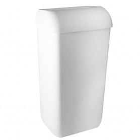 Marplast afvalbak 23 liter wit