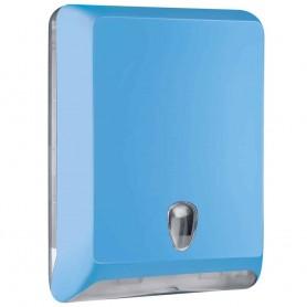 Marplast Papierenhanddoek dispenser Blauw