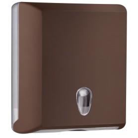 Marplast Papierenhanddoek dispenser Bruin