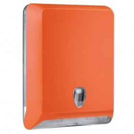 Marplast papierenhanddoek dispencer Oranje