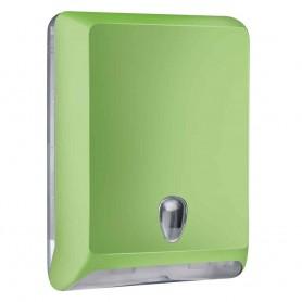 Marplast Papierenhanddoek dispenser Groen