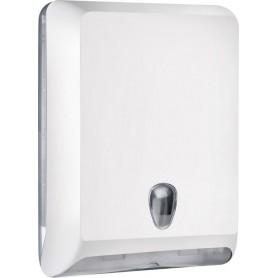 Marplast Papierenhanddoek dispenser Wit