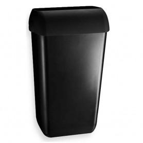 Marplast afvalbak 23 liter Zwart