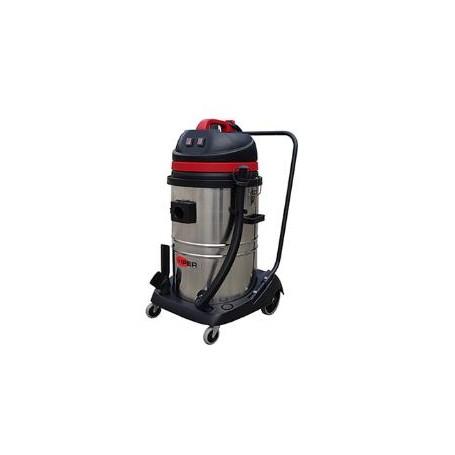 Viper  LSU275P Stof/Waterzuiger Kunststof ketel 75 liter