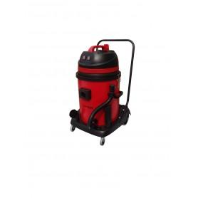 Viper Stof/Waterzuiger LSU255 P Kunststof ketel 55 liter