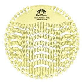 Uriwave Desinfecterende filter Yellow Jade voor urinoirs per stuk