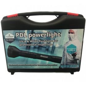 Inspectielamp PDL Powerlight UVA-LED voor cleanrooms