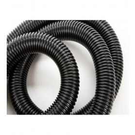 Stofzuigerslang op rol zwart 32 mm per meter