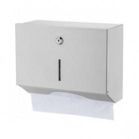 RVS Handdoekdispenser klein