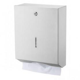 RVS Handdoekdispenser Groot