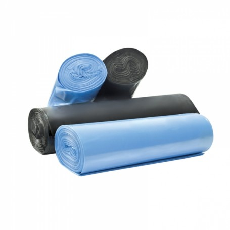 Plastic zakken 63 x 70 T15 Transparant HDPE